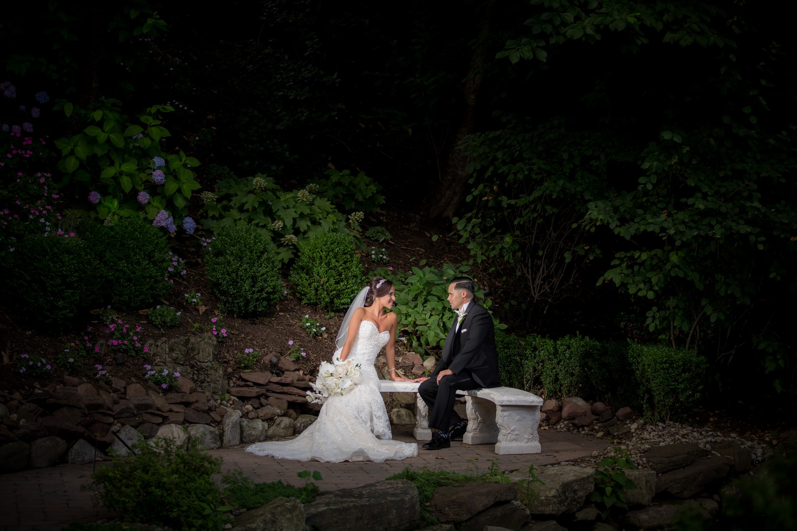 fine art wedding photography services